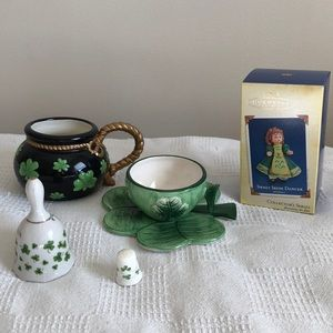 Other - Irish items. Great for St Patrick's Day.
